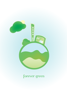 Forever green by cishkash