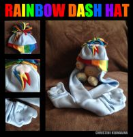 Rainbow Dash 20% Cooler Hat by Avalanche-Design