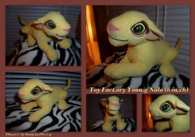 Toy Factory Young Nala by DoloAndElectrik