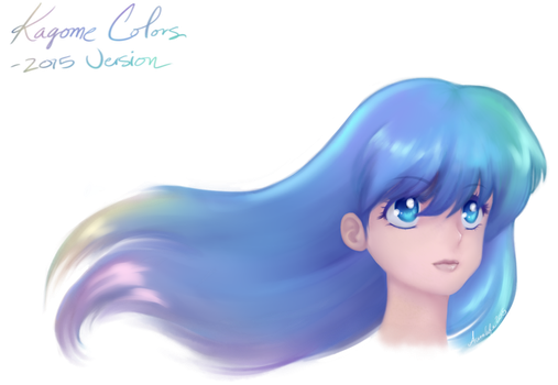 Kagome Colors - 2015 Version by Vlonic