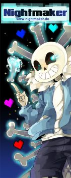 Sans is here by Nightmaker