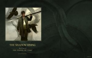 The Shadow Rising ebook cover art wallpaper by ArcangHell