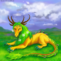 nature_dragon_by_maroko13-d5i2xao.png