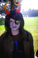 vriska in the park by mrhamball