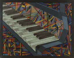 Piano by anabaron