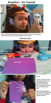 How i made my Seadweller Fins by Brixyfire