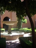 The Gardens of the Alhambra. by SuperSquirrel01