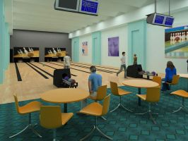 bowling alley by kripal911