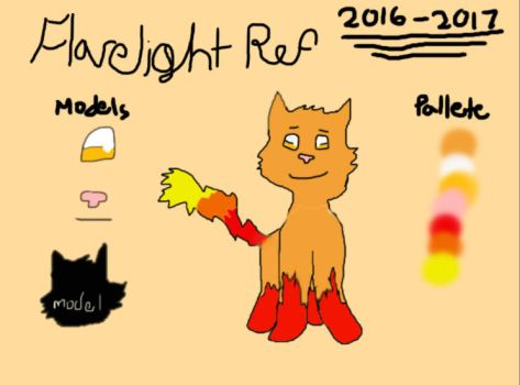 Flarelight Ref 2016-2017 by Lc1212