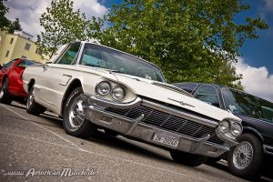 white.t-bird by AmericanMuscle