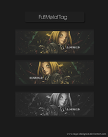 Full Metal Alchemist Tag by VeGa-Designed