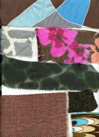 Printed fabric Collection by Jaxxys-Stock