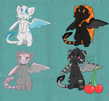 dragon cube point adoptables [CLOSED] by qayhound