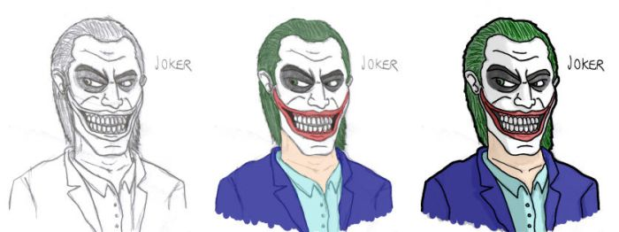 The Joker by Whosflyingthing