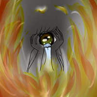.:Tears of Fire:. by RabbitLuver21
