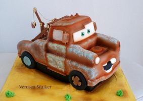 Tow 3D Cake by Verusca