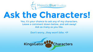 Ask My Characters - Intro by JWthaMajestic