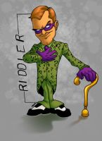 Lil Riddler by MJValle