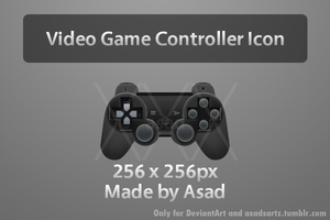 Video Game Controller Set by Coolboyasad12