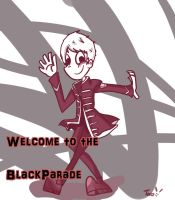 MCR: welcome to the black parade by Tororing