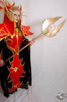 WoW - Kael'thas Sunstrider by MistressAinley