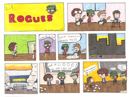 Little Rogues by DIchigo