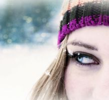 Snowflakes II by groby