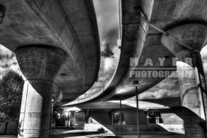 Concrete City by Mayer-Photography