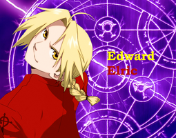 Edward Elric Desktop by FMA-24-7