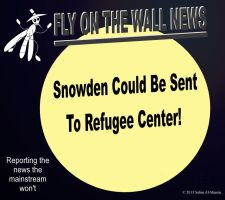 Snowden Might Be Sent To Refugee Camp by IAmTheUnison