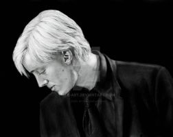 Draco Malfoy by Alb-art