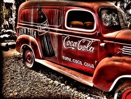 HDR Tutorial Photoshop 5 Shots Actions Coca Cola by anilync