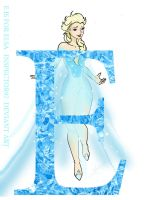 E is for Elsa by Inspector97