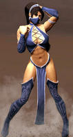 Kitana.... by LordHayabusa357