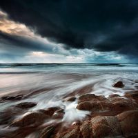 Before the Storm by xavierrey