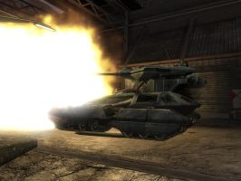 BANG Scorpion Tank by madmick2299