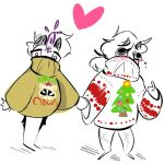 ugly christmas sweaters by eclipsesong