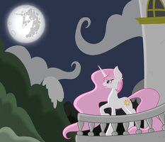 Lullaby for a Princess by archinator