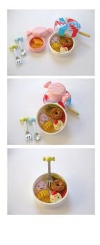 Lollipop Bento by decima