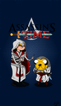 Assassin's Time by DC-KMOS