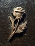ROSE BY ANY OTHER GRAVEMARKER WOULD by AudraMBlackburnsArt