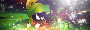 Marvin the Martian sig by SmashLord