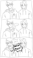 APH: HEY BRO GUESS WHAT by kelly--bean