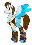 SteamPunk Stallion - Name Ur Price [CLOSED] by BusyBeingClever