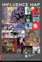 Influence Map by 3PU