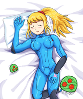 Metroid Dream by Norlph