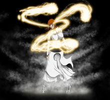 Orihime goes mad :D by xHyouga