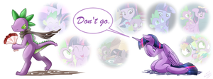 [Side Art] Don't Go by vavacung