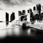 Singapore Merlion by xMEGALOPOLISx