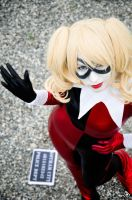 Harley Quinn by InguzXparking